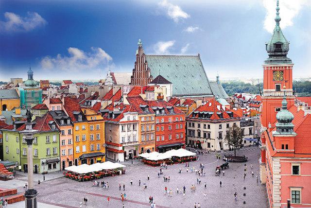 Польша. Достопримечательности республики на карте, фото, описание, города, столица, что посмотреть туристу