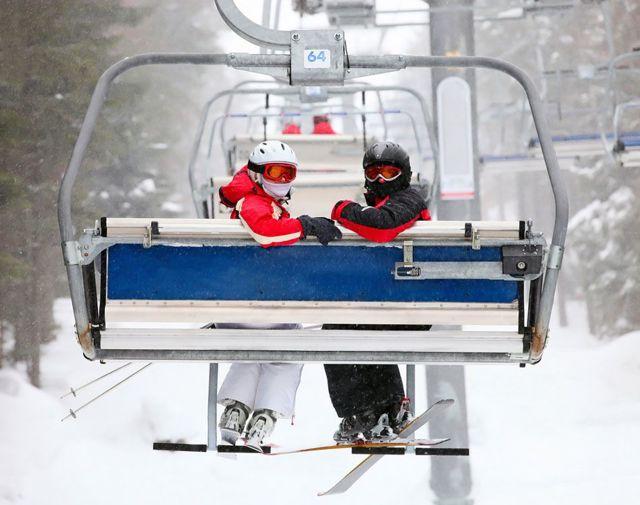 Подъемник на горнолыжном курорте. Название, самые высокогорные, уникальные. Какие бывают, как пользоваться. Фото и видео