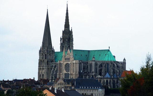 Готические соборы средневековой Европы. Топ-10 самые большие, кафедральные, известные. Фото и описание