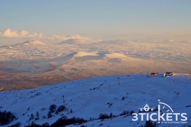 Горнолыжный курорт Цахкадзор, Армения. Фото, описание, схема спусков, отели и цены, как добраться