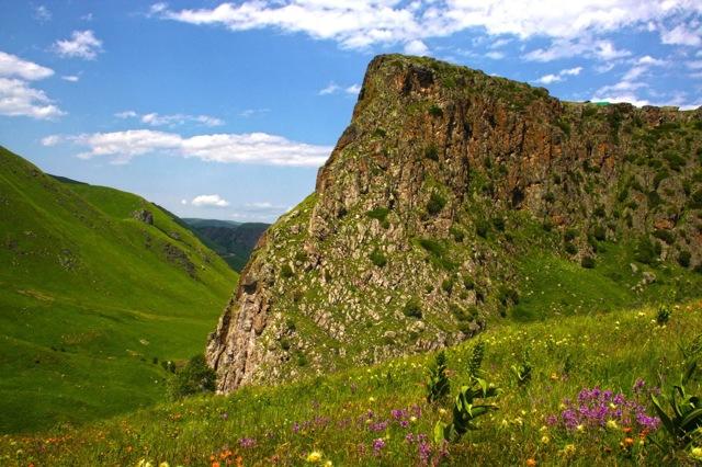 Джилы-Су в Кабардино-Балкарии. Серебряный источник, фото, урочище, водопад, достопримечательности