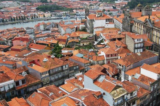 Порту. Достопримечательности, маршрут самостоятельно на карте города, фото и описание