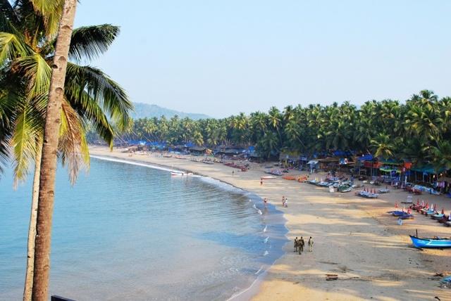 Пляжи Гоа где лучше отдыхать с детьми, самостоятельно. Южный, Северный, в какое время года, курорты