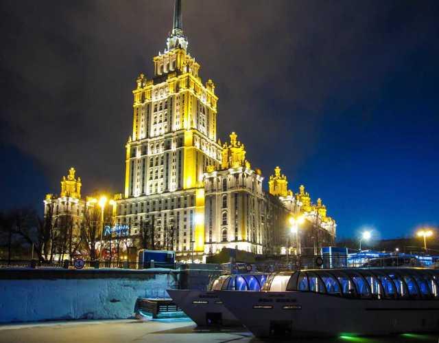 Самый дорогой отель в Москве с видом на Кремль. Рейтинг лучших, названия, адреса, фото, цены на сутки 2020