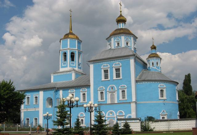 Белгород. Достопримечательности, фото, описание, карта города, что посмотреть за один день