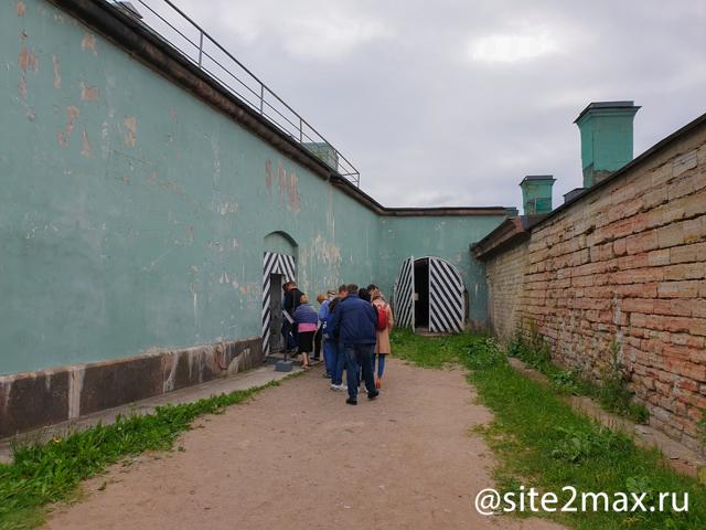 Форт Константин в Кронштадте. Фото, история, где на карте, как добраться, экскурсии