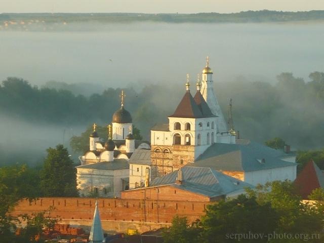 Высоцкий монастырь Серпуховский мужской Икона Неупиваемая чаша. Адрес, фото, история