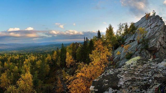 Уральские горы на карте России. Где находятся, фото, города, описание