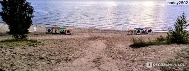 Буревестник пансионат, Горьковское море (водохранилище), Нижегородская область. Фото, цены, отзывы