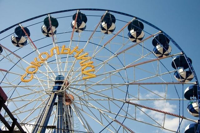 Измайловский парк, Москва. Фото, аттракционы, колесо обозрения, адрес, метро, где находится, концерты, развлечения, мероприятия, история, схема