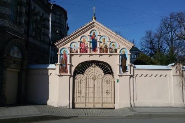 Иоанновский женский монастырь на Карповке Ставропигиальный. Расписание богослужений, история, фото