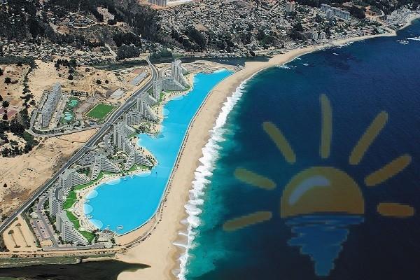 Самый большой бассейн в мире. Рейтинг, фото, глубина, где находится