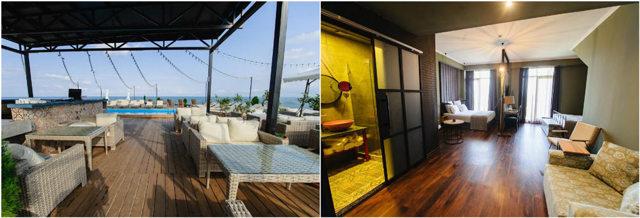 Отели Батуми на берегу моря с бассейном, Все включено 5 звезд. Цены, фото, отзывы