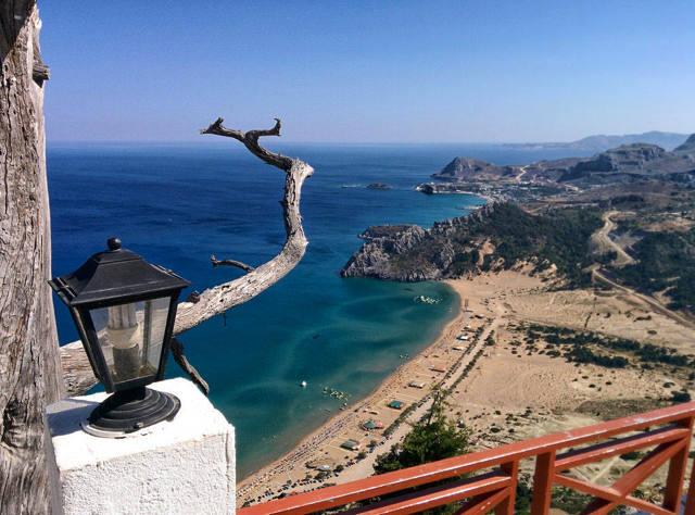 Родос остров. Достопримечательности на карте, фото, описание, экскурсии, отели, цены и отзывы об отдыхе