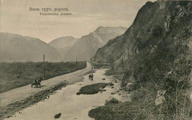 Военно-грузинская дорога на карте, фото, достопримечательности, путеводитель, ситуация сейчас