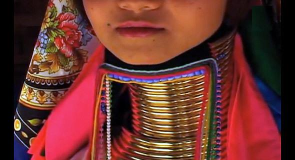 Кольца на шее африканских женщин. Фото, зачем, что будет, если снять, что означают у народов Африки