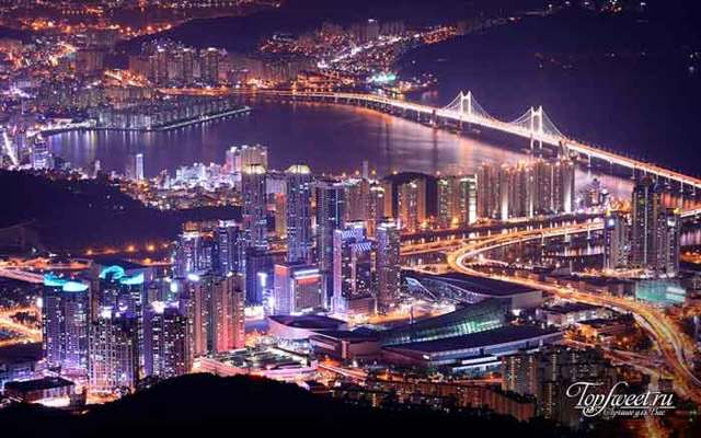 Южная Корея. Достопримечательности республики, Сеула Топ-10