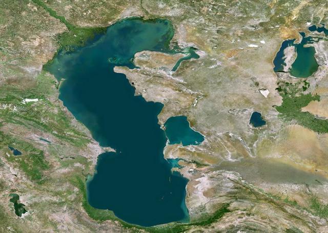 Каспийское озеро. Где находится на карте России, площадь, характеристики, фото, факты, происхождение