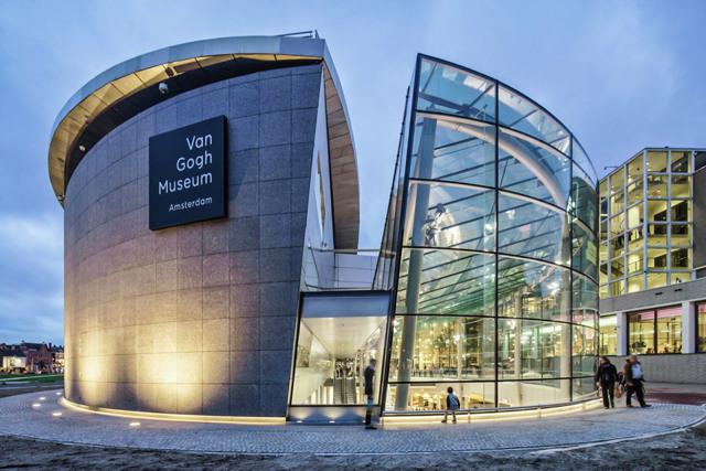 Музей Ван Гога в Амстердаме. Картины, часы работы, фото, адрес, как добраться, официальный сайт, цена билета