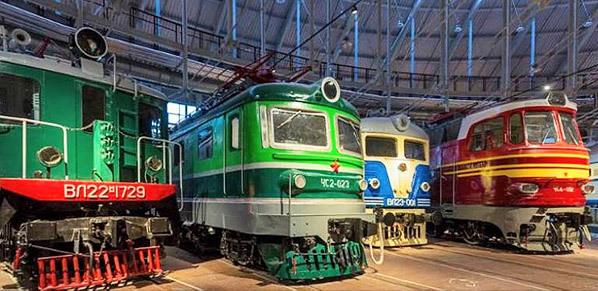 Музей железнодорожного транспорта в Санкт Петербурге. Описание, цены, отзывы