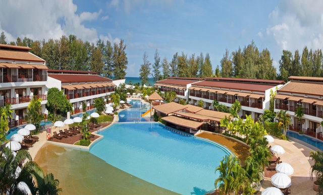 arinara bangtao beach resort 4* (Аринара Бангтао Бич Резорт) Таиланд. Отзывы, фото отеля, цены, услуги
