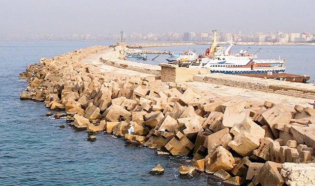 Александрийский маяк. Краткое описание, фото чуда света, где находится, интересные факты истории