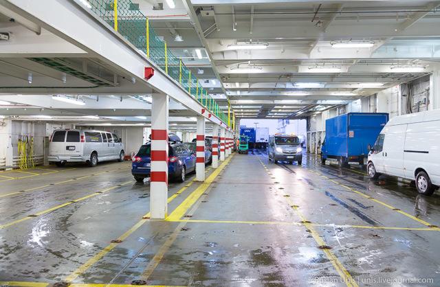 Паром из Хельсинки в Германию с машиной и без. Цена 2020, расписание, время в пути