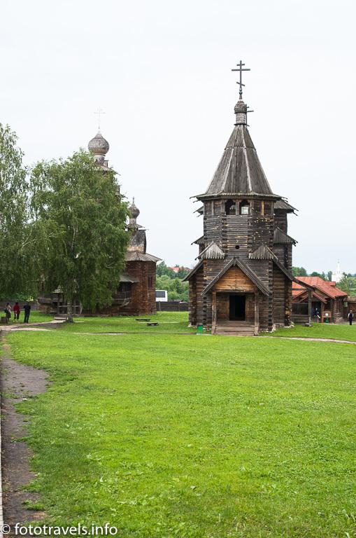 Музей Деревянного зодчества в Суздале. Фото, адрес, описание, режим работы