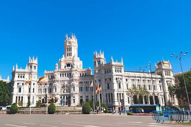 Мадрид. Достопримечательности, маршрут самостоятельно, фото и описание, карта, что посмотреть за 1-2 дня