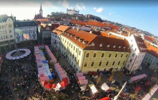 Словакия. Достопримечательности на карте, фото и описание, что посмотреть за один день