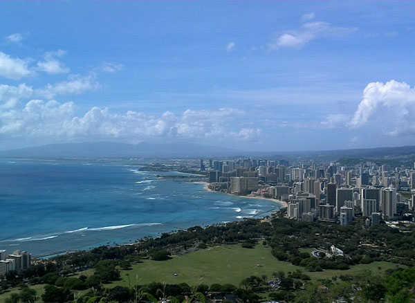Гонолулу Гавайи. Фото, где находится на карте мира, достопримечательности острова, аэропорт, что посмотреть туристу