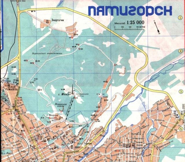 Пятигорск. Достопримечательности, фото с описанием на карте летом, зимой, экскурсии, что посмотреть, куда сходить, интересные места