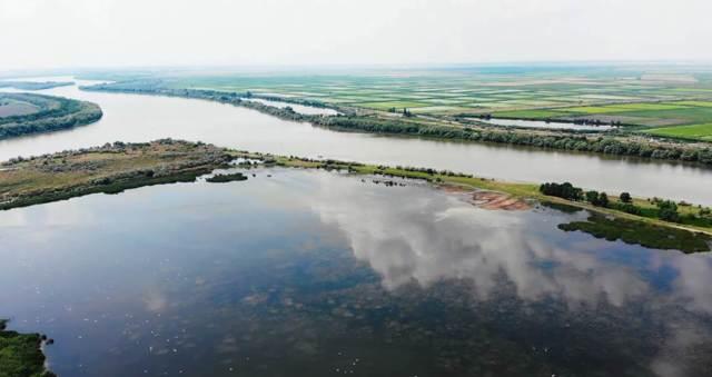 Реки впадающие в Черное море. Список на карте, территории России и других стран