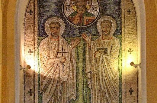 Храм Косьмы и Дамиана в Шубине. Расписание богослужений, фото, история, как добраться