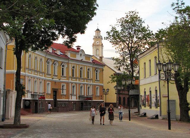 Витебск. Достопримечательности. Фото с описанием. Туристический маршрут, что посмотреть за один день