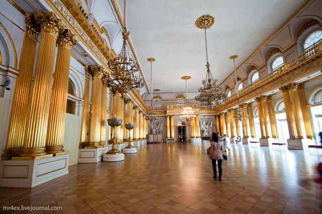 План Эрмитажа с названиями залов, лестниц. Схема 1, 2 этаж, фото
