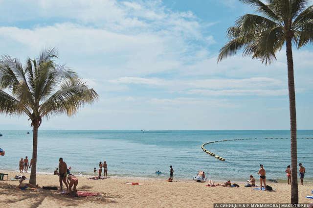 Где лучше отдыхать в Паттайе на севере или юге. Отзывы туристов, курорты, отели, пляжи, развлечения