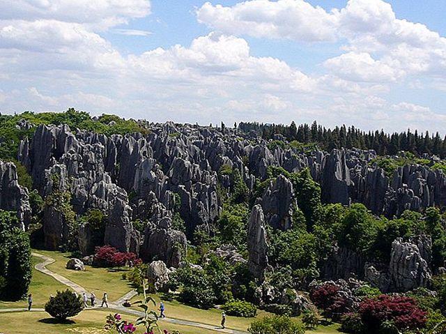 Национальные парки Китая и заповедники. Список, названия, фото, на карте
