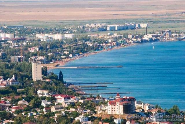 Достопримечательности Крыма на машине. Путеводитель на карте, маршрут по ЮБК