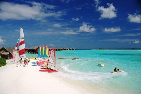 Погода на Мальдивах по месяцам, температура воды и воздуха по курортам, сезон дождей, прогноз 2020. Когда лучше ехать отдыхать