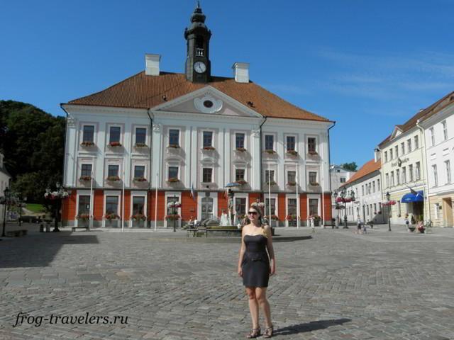 Тарту. Достопримечательности, фото, описание, на карте, путеводитель по городу, отзывы туристов