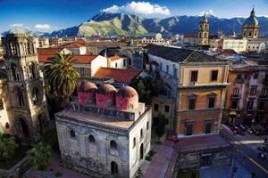 Палермо, Италия. Достопримечательности на карте, фото с описанием города, развлечения, отдых, что посмотреть за один день