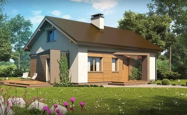 Красивые дома. Фото внутри и снаружи с мансардой, террасой, небольшие одноэтажные. Топ-10 креативных проектов