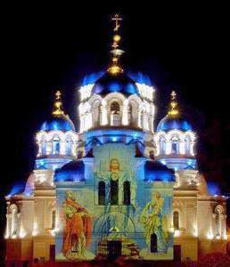 Вознесенский Собор, Новочеркасск. Фото храма, расписание богослужений, история, адрес, как добраться