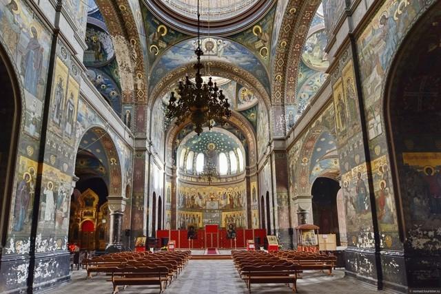 Афонский монастырь в Греции. Где находится на карте, история, раскол, фото, как добраться, где остановиться