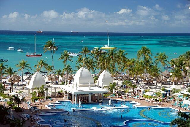 Острова Карибского бассейна на карте мира. Список лучших для отдыха, страны без визы для россиян