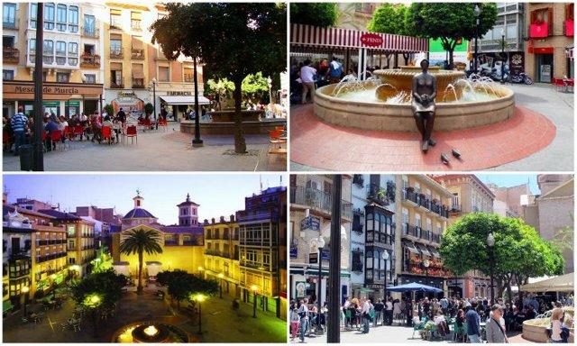 Мурсия. Достопримечательности на карте, фото с описанием города, развлечения, отдых, что посмотреть за один день