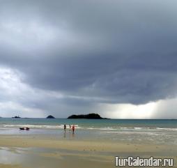 Таиланд. Погода по месяцам, сезон дождей, температура воды, климат. Когда лучше отдыхать