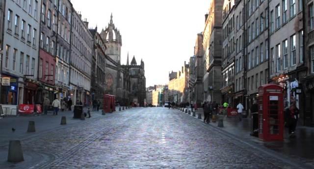 Эдинбург. Достопримечательности, фото, карта, что посмотреть за один день. Путеводитель по городу